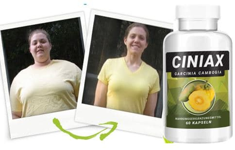 Ciniax Erfahrungsberichte